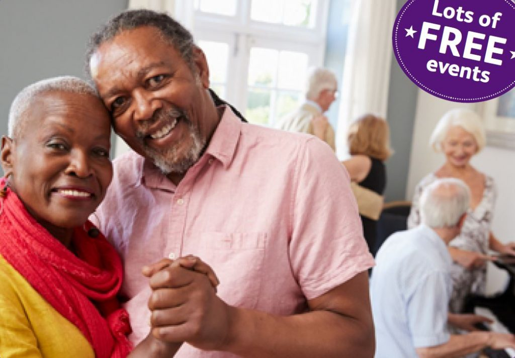 Some highlights of the upcoming Hackney Dementia Festival