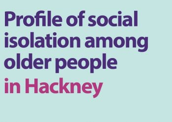 Profile of social isolation among older people