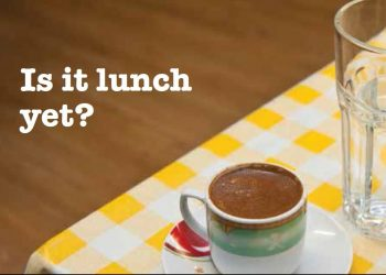 Hackney's thriving lunch clubs