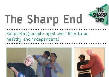 "The Sharp End: ""Keeps you stronger for longer"""
