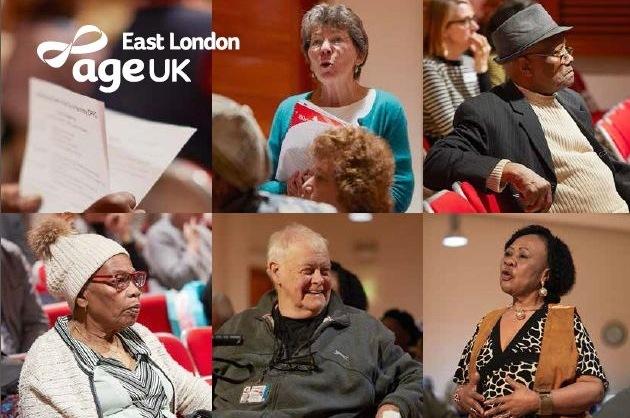 Building older people's influence in Hackney