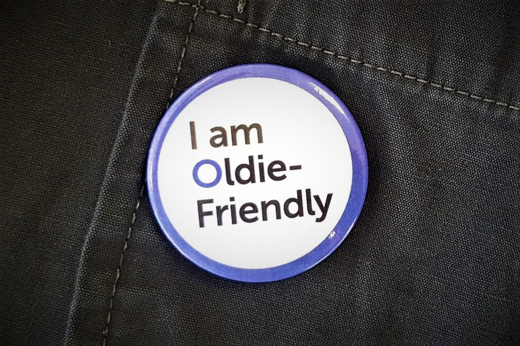 The Oldie Friendly Project