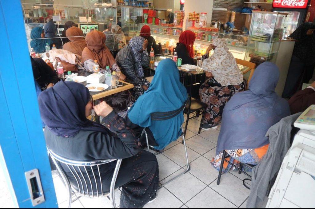 Coffee Afrik launch a new Somali Elders Project