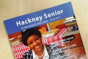 Hackney Senior Cover
