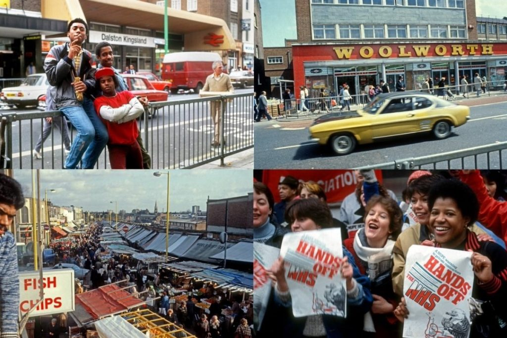 Do you remember Hackney in the 1980s?