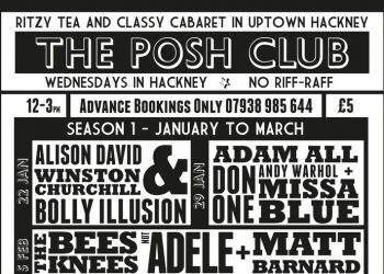 Join in with The Posh Club