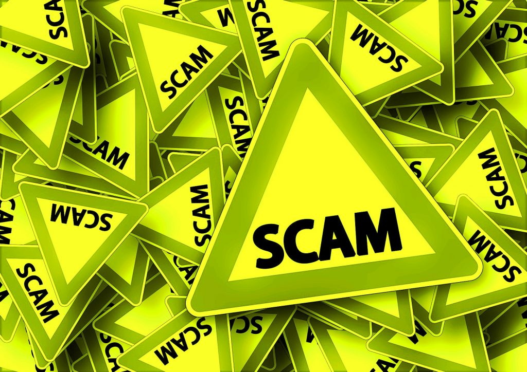 Scams Awareness campaign