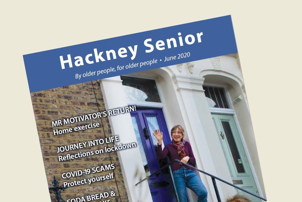 Hackney Senior spring edition is out now