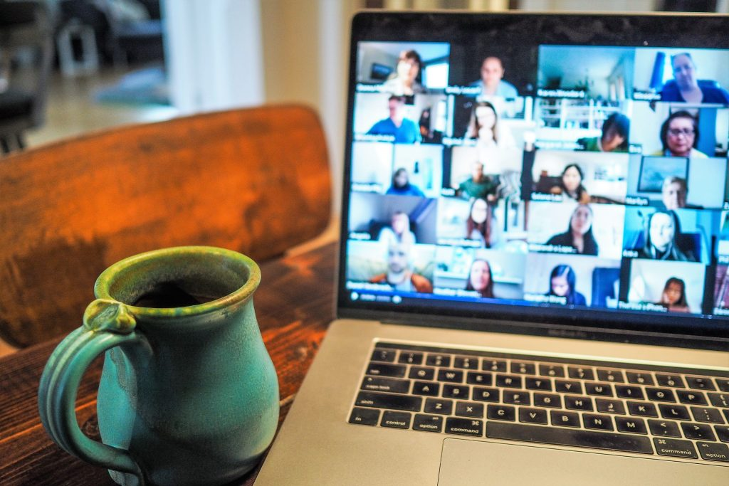 Making online meetings more accessible for disabled people