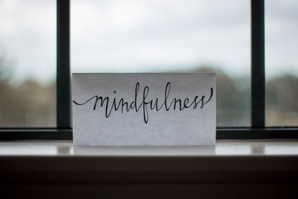 Free session on mindfulness in everyday life