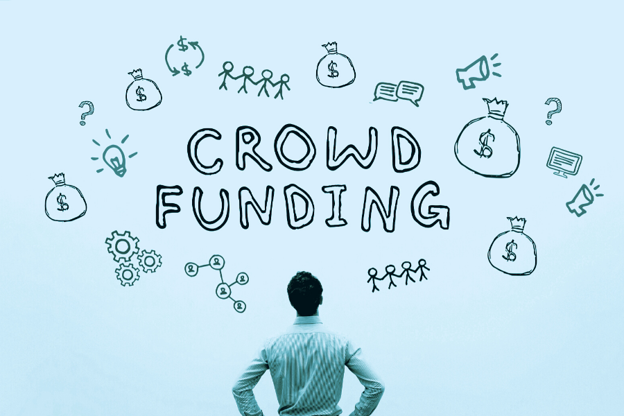 Raise funds for your project at online crowdfunding events