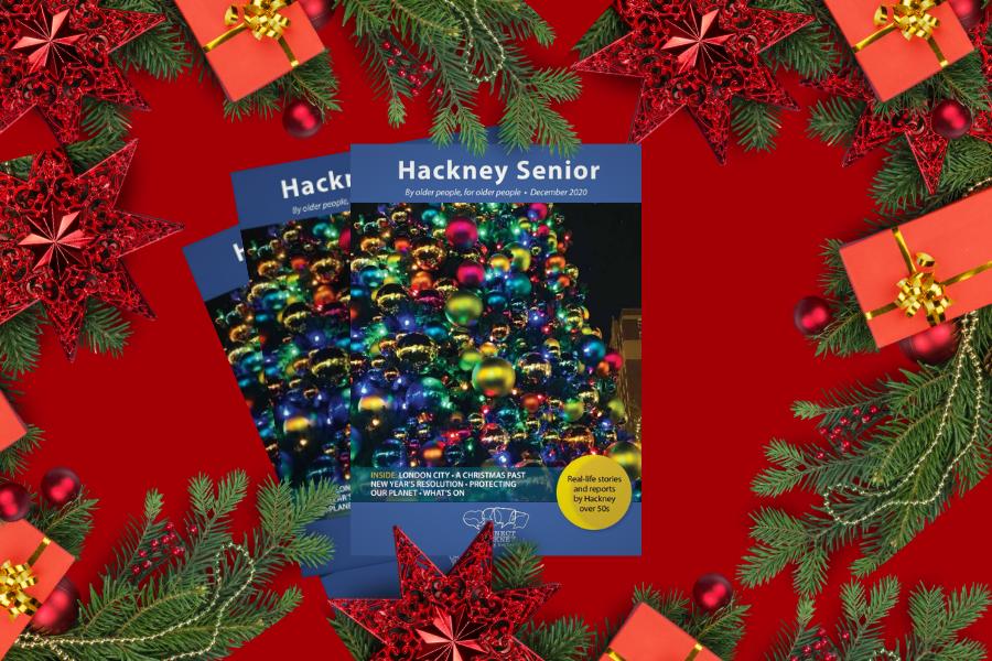 Hackney Senior magazine – now online!