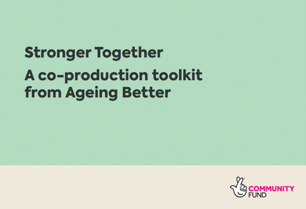 Stronger Together co-production toolkit