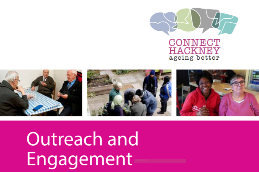Outreach and Engagement with Older People