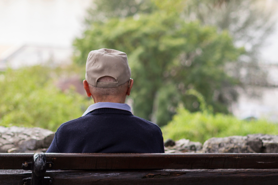 Finding and engaging older people through street outreach