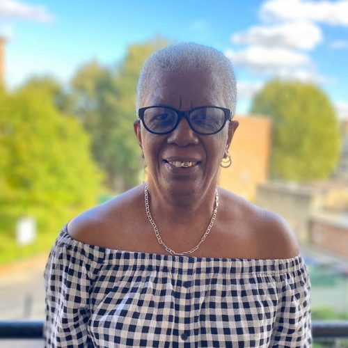 Gloria Collins (OPC), learning network on racism speaker -